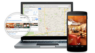 Street View Tours for Business